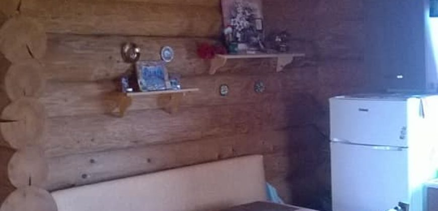 ID 692 Дървена ЕКО къща в Неа Потидия, Халкидики РЗП 73м2, двор 350м2, 2 мин. от морето – 70 000€
