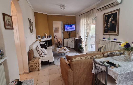 ID 907 Апартамент на 200м от морето в Неа Мудания, Халкидики