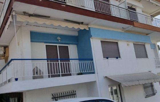 ID 910 Апартамент 62м2, 50м от морето, гледка в Неа Ираклия, Халкидики