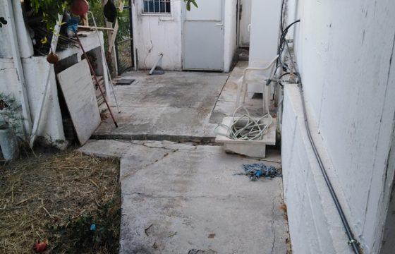 ID 912 Самостоятелна къща 55м2 с двор 250м2. в Неа Каликратия, Халкидики